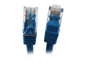 BYTECC C6EB-25B 25 ft. Cat 6 Blue Color Enhanced 550MHz Patch Cables