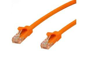 BYTECC C6EB-100O 100 ft. Enhanced 550MHz Patch Cables