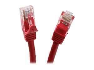 BYTECC C6EB-100R 100 ft. Enhanced 550MHz Patch Cables