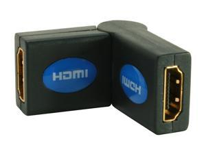 BYTECC HMCOUPLERS HDMI Coupler, Female to Female adjustable up to 270 Degrees