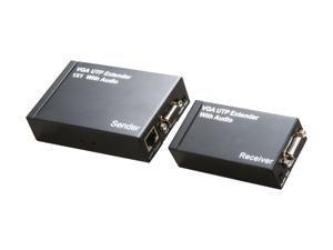 BYTECC VGERP01 VGA UTP Extender 1x1 Splitter w/ Audio