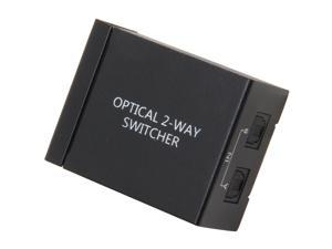 BYTECC OP-SW201 Digital Optical 2 Way Audio Switcher
