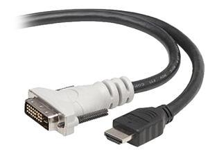 Belkin Model F2E8171-10-SV 10 feet HDMI to DVI D Single Link Male to Male Cable