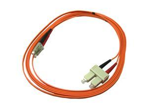Transition Networks Fiber Optic Duplex Patch Cable