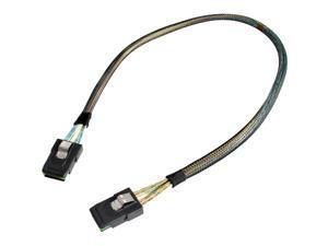 """StarTech Model SAS878750 19.69"""" Mini-SAS Cable SFF-8087 To SFF-8087"""