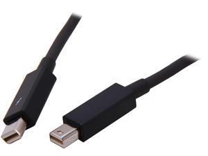 StarTech Model TBOLTMM50CM 1.6 ft. (0.5m) Thunderbolt Cable M-M