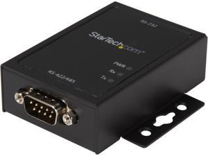 StarTech IC232485S Industrial RS232 to RS422/485 Serial Port Converter with 15KV ESD Protection