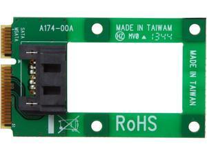 StarTech MSAT2SAT3 mSATA to SATA HDD / SSD Adapter