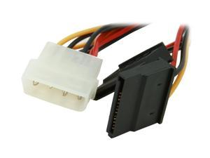 Linkworld Model S-ATA2 Power Supply Converter from one IDE type to two serial ATA type - OEM