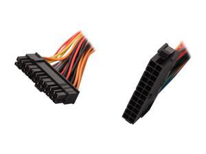 Linkworld 24-24 33cm ATX power supply 24 pin to 24 pin extension/adapter Cable