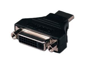 QVS High Speed HDMI Male to DVI Female Adaptor