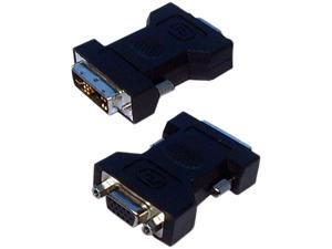 QVS DVI to VGA Monitor Adapter