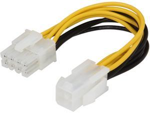 VCOM VC-POW8ADP 4-Pin Connector to 8-Pin Fan Power Cable