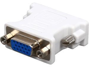 VisionTek 900664 DVI-I to VGA Adapter Male to Female