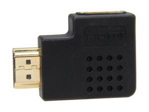 Nippon Labs AD-HDMI-MF-VF90 HDMI Male to Female Vertical Flat 90 degree Adapter - OEM