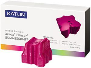 Kat37992 Phaser 8560 Compatible, 108R00724 Solid Ink, 3400 Yld, 3/Box,