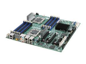 Intel S5520SCR SSI EEB Server Motherboard Dual LGA 1366 Intel 5520 DDR3 1333