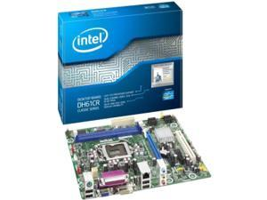 Intel DH61CR Micro ATX Intel Motherboard