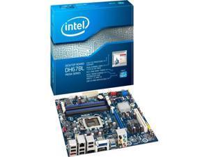 Intel DH67BL Micro ATX Intel Motherboard