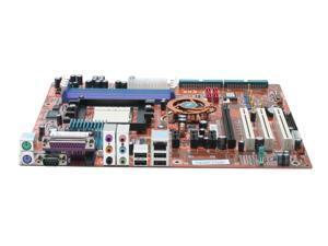 ABIT KN8 ATX AMD Motherboard