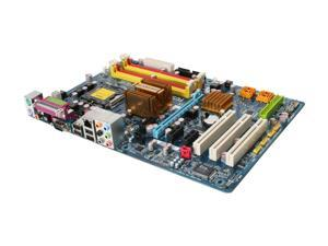 GIGABYTE GA-P35-DS3L ATX All Solid Capacitor Intel Motherboard