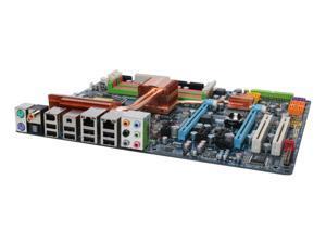 GIGABYTE GA-X38T-DQ6 LGA 775 Intel X38 ATX Intel Motherboard