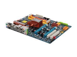 GIGABYTE GA-EX38-DS4 ATX Intel Motherboard