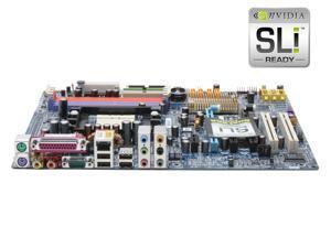 GIGABYTE GA-K8N Pro-SLI ATX AMD Motherboard with 1394b