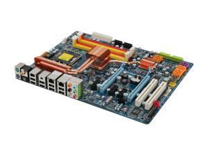 GIGABYTE GA-EX38-DQ6 LGA 775 Intel X38 ATX Intel Motherboard