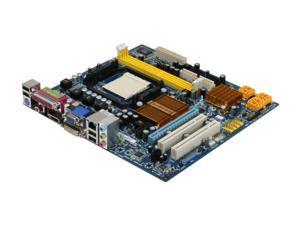 GIGABYTE GA-MA74GM-S2H Micro ATX AMD Motherboard
