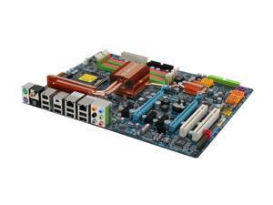 GIGABYTE GA-EX38T-DQ6 LGA 775 Intel X38 ATX Intel Motherboard