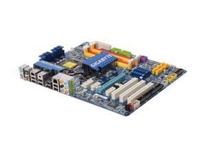 GIGABYTE GA-EP45-UD3R LGA 775 Intel P45 ATX Intel Motherboard