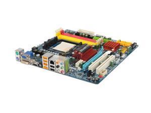 GIGABYTE GA-MA78GM-S2HP Micro ATX AMD Motherboard