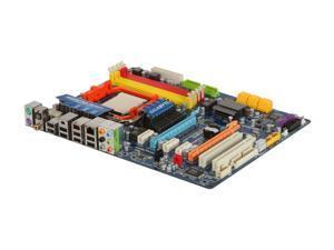 GIGABYTE GA-MA790X-UD4P ATX AMD Motherboard