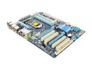 GIGABYTE GA-P55-UD3R ATX Intel Motherboard