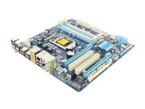 GIGABYTE GA-P55M-UD2 Micro ATX Intel Motherboard