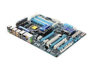 GIGABYTE GA-P55A-UD6 LGA 1156 Intel P55 SATA 6Gb/s USB 3.0 ATX Intel Motherboard w/ USB 3.0 & SATA 6 Gb/s