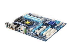 GIGABYTE GA-P55A-UD3P ATX Intel Motherboard