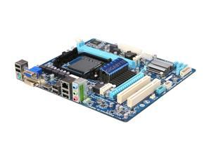 GIGABYTE GA-880GM-D2H (REV. 3.1) Micro ATX AMD Motherboard