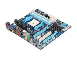GIGABYTE GA-A75M-UD2H Micro ATX AMD Motherboard