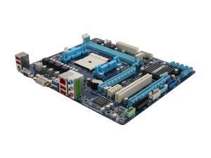 GIGABYTE GA-A75M-S2V Micro ATX AMD Motherboard