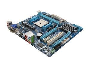 GIGABYTE GA-A75M-D2H Micro ATX AMD Motherboard