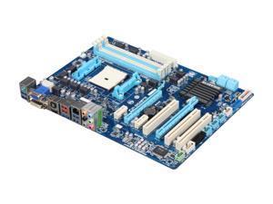 GIGABYTE GA-A75-D3H ATX AMD Motherboard