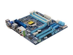GIGABYTE GA-Z77MX-D3H Micro ATX Intel Motherboard