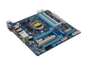 GIGABYTE GA-Q77M-D2H Micro ATX Intel Motherboard with UEFI BIOS