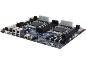 GIGABYTE 7PXSL ATX Server Motherboard Dual LGA 2011 Intel C602 DDR3 1600/1333/1066