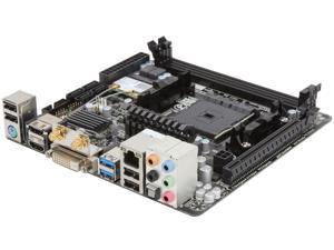 GIGABYTE GA-F2A88XN-WIFI FM2+ / FM2 AMD A88X (Bolton D4) SATA 6Gb/s USB 3.0 HDMI Mini ITX AMD Motherboard