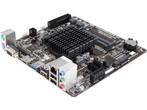GIGABYTE GA-J1800N-D2H Intel Dual-Core Celeron J1800 SoC (2.41 GHz) Mini ITX Motherboard/CPU/VGA Combo