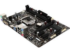 GIGABYTE GA-H81M-H LGA 1150 Intel H81 HDMI SATA 6Gb/s USB 3.0 Micro ATX Intel Motherboard