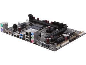 GIGABYTE GA-AM1M-S2H AM1 SATA 6Gb/s USB 3.0 HDMI Micro ATX AMD Motherboard
